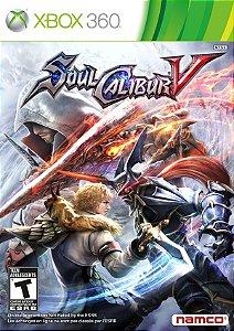 X360 Soul Calibur V (usado)