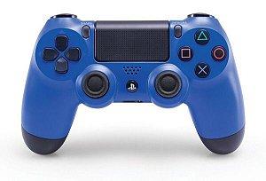 Controle PS4 Dualshock 4 Azul