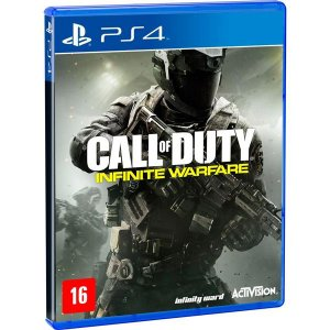 Call of Duty: Infinite Warfare - PS4 (usado)