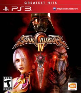 Soul Calibur IV - PS3
