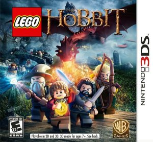 3DS Lego - The Hobbit