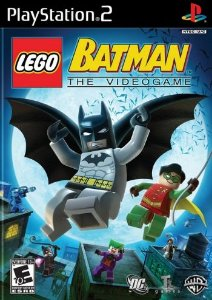PS2 Lego Batman - The Videogame