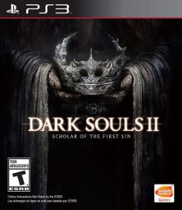 Dark Souls II: Scholar of Tge First Sin - PS3