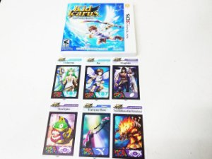 Kid Icarus: Uprising - 3DS (usado)