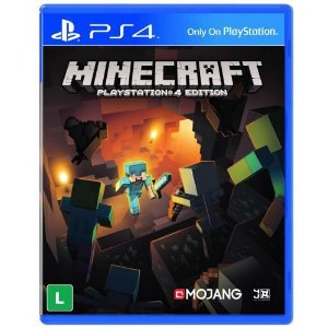 Minecraft - PS4 (usado)