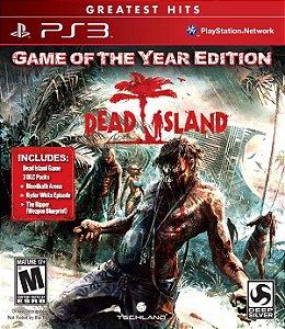 PS3 Dead Island - GOTY Edition