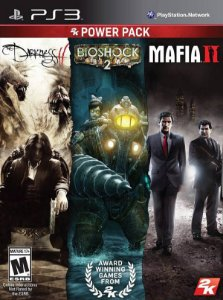 PS3 2K Power Pack Collection