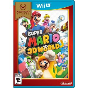 Super Mario 3D World Selects - Wii U