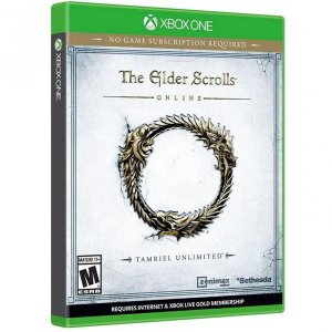 The Elder Scrolls On-Line: Tamriel Unlimited - Xbox One