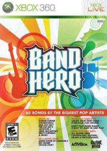X360 Band Hero (usado)