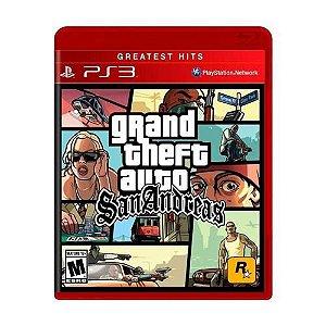 GTA: San Andreas - PS3