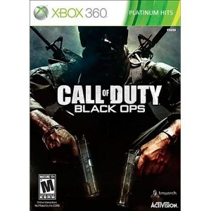 X360 Call of Duty - Black Ops