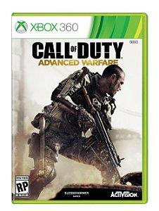 X360 Call of Duty - Advanced Warfare
