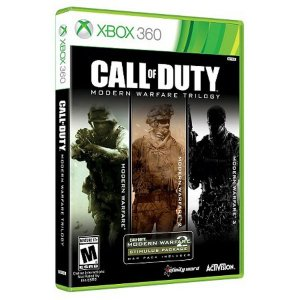 Call of Duty: Trilogia Modern Warfare - Xbox 360