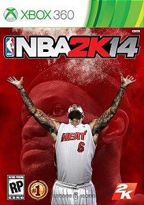 X360  NBA 2K14