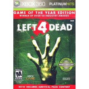 Left 4 Dead: GOTY - Xbox 360