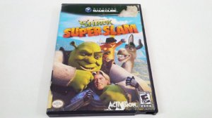 Shrek Super Slam - Gamecube (usado)