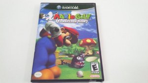 GC Mario Golf - Toadstool Tour (usado)