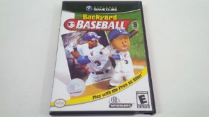 Backyard Baseball - Gamecube (usado)