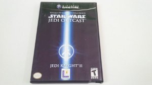 GC Star Wars Jedi Knight II - Jedi Outcast (usado)