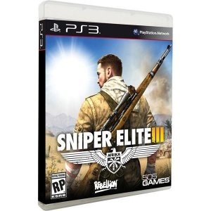 PS3 Sniper Elite 3 (usado)