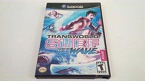 Transworld: Surf Next wave - Gamecube (usado)