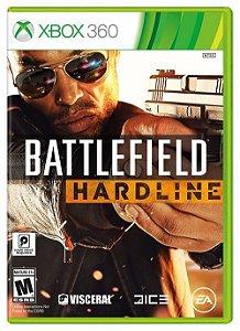 X360 Battlefield Hardline (usado)
