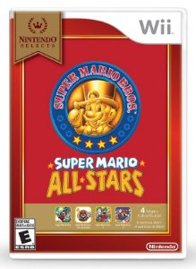 Wii Super Mario All Stars (usado)