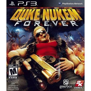 PS3 Duke Nukem Forever