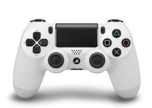 Controle PS4 Dualshock 4 Branco Japones