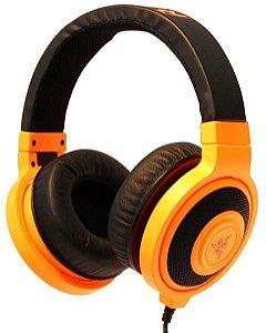 Fone Razer Kraken Neon Orange