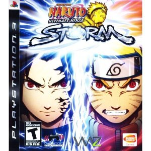 Naruto: Ultimate Ninja Storm - PS3 (usado)