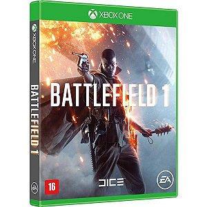 Battlefield 1 - Xbox One (usado)