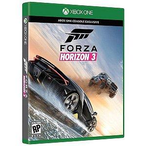 Forza Horizon 3 - Xbox One (usado)