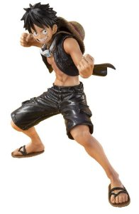 Monkey D Luffy: One Piece Film Gold - Figuarts Zero Bandai