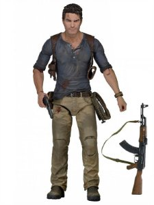 Nathan Drake Ultimate Edition - Uncharted 4 Neca