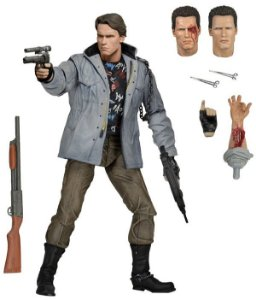 T-800 Terminator Ultimate Tech Noir - The Terminator Neca