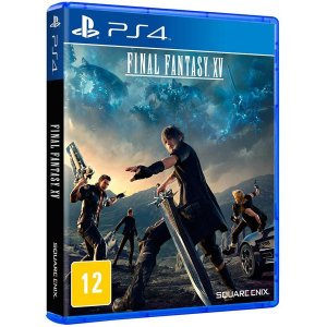 Final Fantasy XV - PS4 (usado)