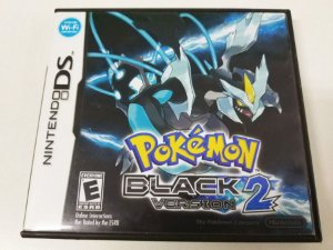 Pokemon Black Version 2 - DS (usado)