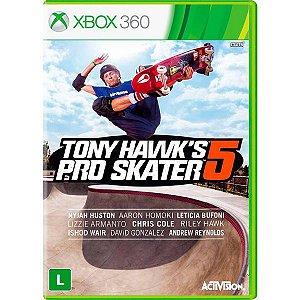 Tony Hawk´s: Pro Skater 5 - Xbox 360