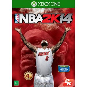 XONE NBA 2K14