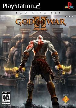 PS2 God of War 2 (usado)