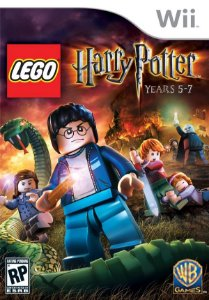 Wii Lego Harry Potter - Years 5-7 (usado)