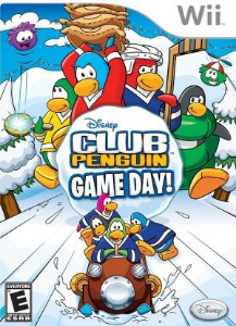 Club Penguin: Game Day - Wii (usado)