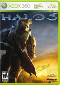 Halo 3 - Xbox 360 (usado)