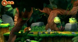 DONKEY KONG COUNTRY RETURNS 3D USADO (3DS)