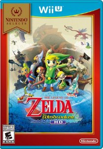 Wii U The Legend of Zelda - The Wind Waker HD (usado)