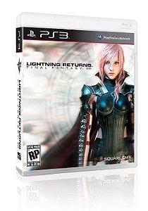 Lightning Returns: Final Fantasy XIII - PS3 (usado)