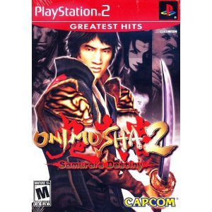 PS2 Onimusha 2 - Samurai´s Destiny (usado)