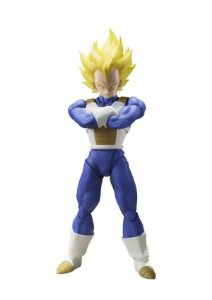 Vegeta Super Saiyan Dragon Ball Z - S.H.Figuarts Bandai